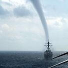 SHIP AND TORNADO by ExclusiveSmeg
