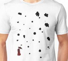 Paper Umbrella for Black Rain Unisex T-Shirt
