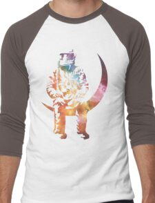AVA LOVE Space Shirt Men's Baseball ¾ T-Shirt