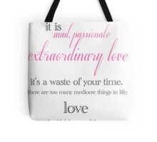 Dream for an Insomniac Tote Bag