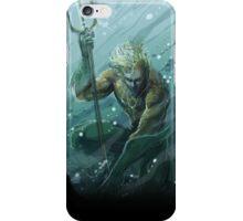 Aquaman Under Water iPhone Case iPhone Case/Skin