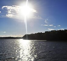 Maroochy River by Margaret Stevens