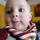 my cheeky grandson.....Mason!!! by greenstone