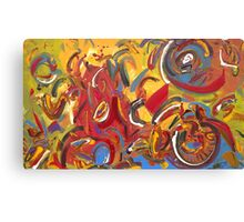 Out of danger (Fora de perigo) Canvas Print