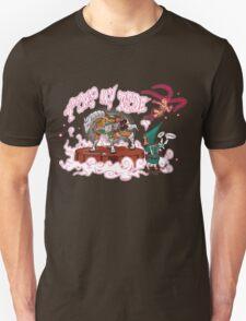 Pimp My Ride's Fountain Unisex T-Shirt