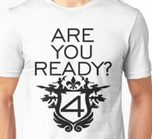 *AWESOME* SAINTS ROW IV ... ARE YOU READY? Unisex T-Shirt