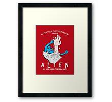 ALIEN: Preschool Edition Framed Print
