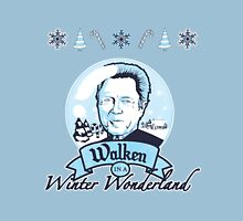 Walken in a Winter Wonderland Unisex T-Shirt