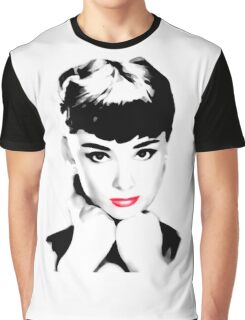 audrey hepburn t-shirt Graphic T-Shirt