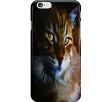 Majestic Cat iPhone Case/Skin