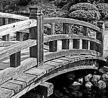 Arch Bridge by Bob Wall
