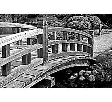Arch Bridge Photographic Print