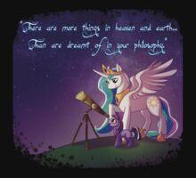 Twilight Sparkle Heaven and Earth by Ezrienel