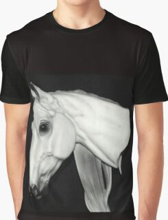 The Horse Head Bust Graphic T-Shirt