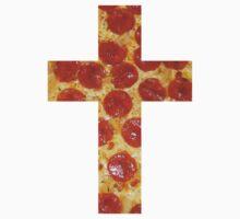 Pizza Cross by hunnydoll