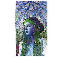 Priestess of Atlantis  Poster