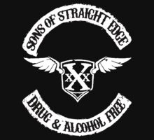 Sons of Straight Edge - Wings by Bucky Sentry