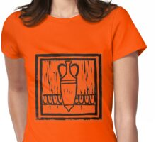 Amphora Womens Fitted T-Shirt