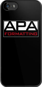 APA Formatting by Bob Buel