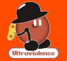 An Orange Clockwork (Ultraviolence Version) by Anthony Pipitone