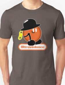 An Orange Clockwork (Ultraviolence Version) Unisex T-Shirt