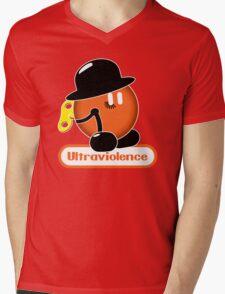 An Orange Clockwork (Ultraviolence Version) Mens V-Neck T-Shirt