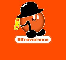 An Orange Clockwork (Ultraviolence Version) Womens Fitted T-Shirt