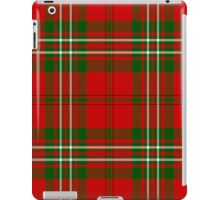 10012 Scott Clan/Family Tartan Fabric Print Ipad Case iPad Case/Skin
