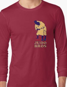 Judo Bros. Long Sleeve T-Shirt