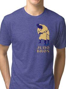 Judo Bros. Tri-blend T-Shirt