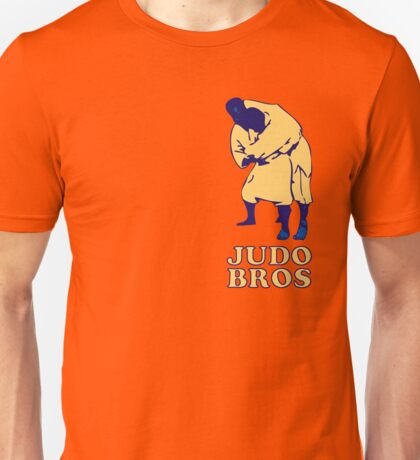 Judo Bros. Unisex T-Shirt