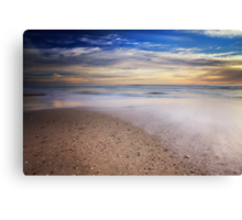 An Inspiration - Ted's Sunrise Part 4. Canvas Print