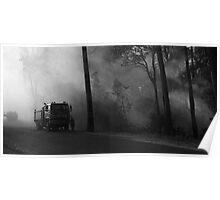 bushfires Poster