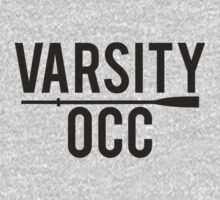 Varsity OCC - Rowing jumper by printandroll