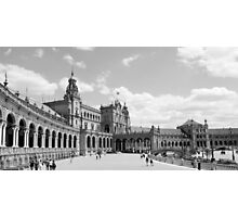 Servilla Palace Photographic Print