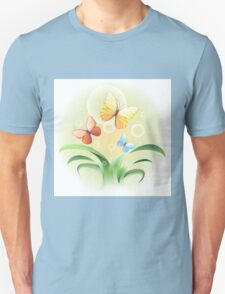 sprouts and butterflies T-Shirt