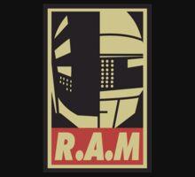 Obey R.A.M  by pixelwolfie