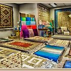 Mohair Carpet Shop by Warren. A. Williams