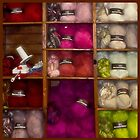 All Colours of Mohair Wool by Warren. A. Williams
