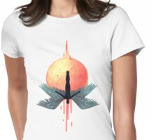 Icarus Womens Fitted T-Shirt