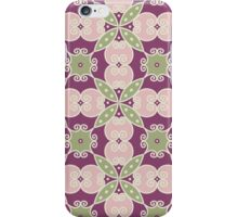 Butterfly-Repeating Pattern II iPhone Case/Skin