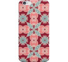 Butterfly-Repeating Pattern III iPhone Case/Skin