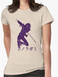 Noragami - Yato, God of Destruction Womens Fitted T-Shirt