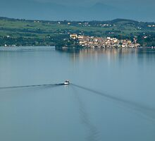 Lake Bracciano by Patrick Horgan