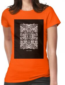 Tattoo Comp | Celtic Design  -  love & peas  Womens Fitted T-Shirt