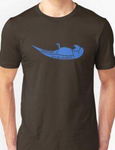 Anatomy of an Ex-Parrot Unisex T-Shirt