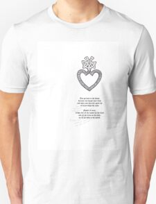 Tattoo Comp |  Mothers Heart T-Shirt