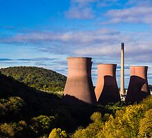 Ironbridge Powerstation by CarlH2013
