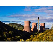 Ironbridge Powerstation Photographic Print