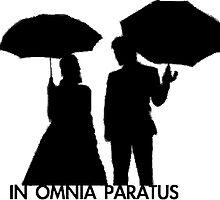 In Omnia Paratus by marisax74